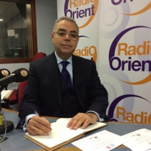 Khalil Karam, lâ??invité de Â«Rencontres de Radio...
