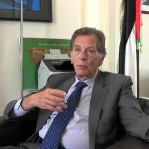 Hael AL FAHOUM, Ambassadeur de Palestine en France, l'invité de...