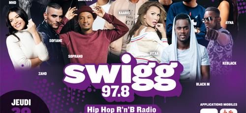Swigg: le concert événement du 29 juin !