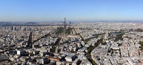Découvrir Paris sous un autre angle avec Paris le nez en l'air