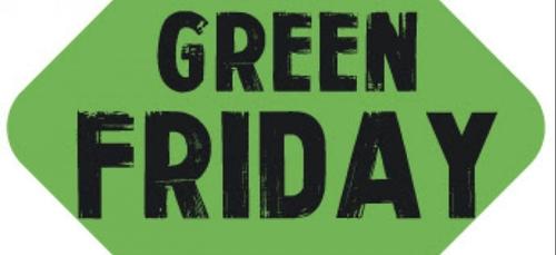 Green Friday : plusieurs magasins se mettent au vert