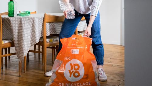 Une start-up qui échange vos bouteilles plastiques contre des cadeaux