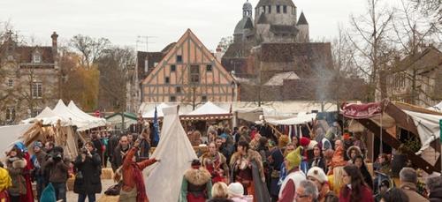 Un marché de Noël médiéval insolite à Provins