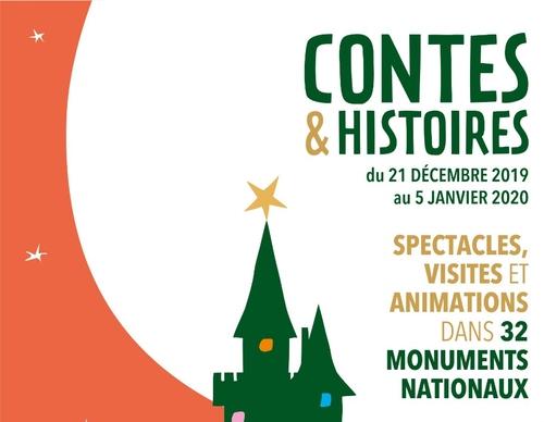 Des contes et des histoires pour les fêtes de Noël à Paris