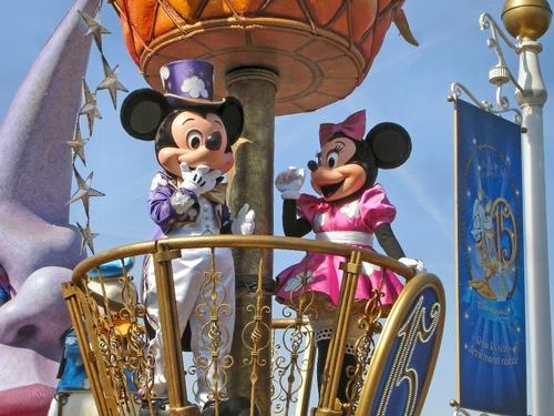 Un recrutement d'envergure à Disneyland Paris