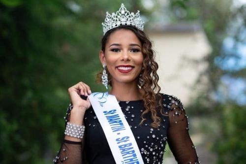Naïma Dessout, Miss Saint-Martin/Saint-Barthélémy disqualifiée du...
