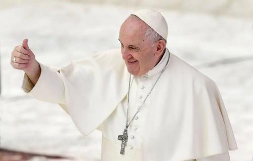 Le pape François favorable à une «union civile» pour les...
