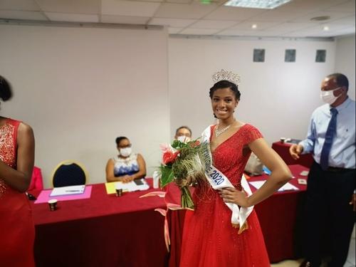 Séphorah Azur, 23 ans, est la nouvelle Miss Martinique 2020
