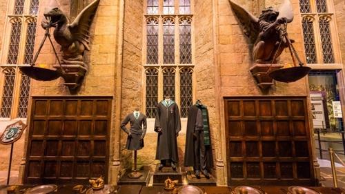 La première boutique officielle permanente dédiée à Harry Potter...