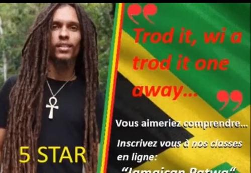L'Alliance française de Jamaïque propose des cours de patois...