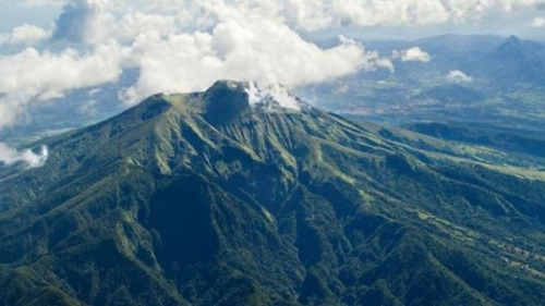 La candidature de la Martinique au patrimoine mondial de l'UNESCO à...