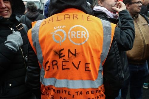 RATP : un préavis «pour une grève massive» déposé pour le jeudi...