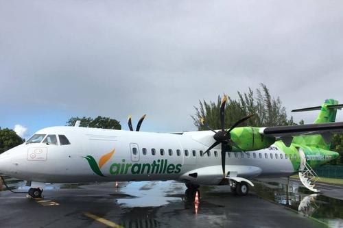 Air Antilles mise sur la Barbade