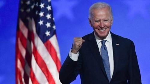 Joe Biden élu président des Etats-Unis, selon les médias américains