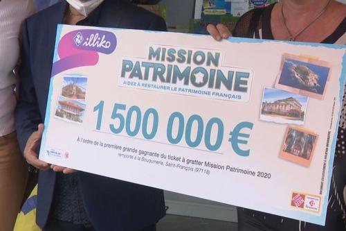 Une millionnaire à Saint-François en Guadeloupe