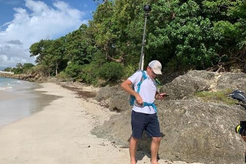 Visiter la Guadeloupe virtuellement sur Google Street View