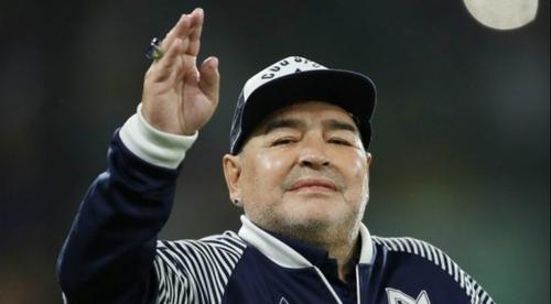 Le footballeur Diego Maradona est décédé