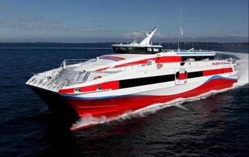 Les rotations maritimes inter-îles entre la Martinique et la...
