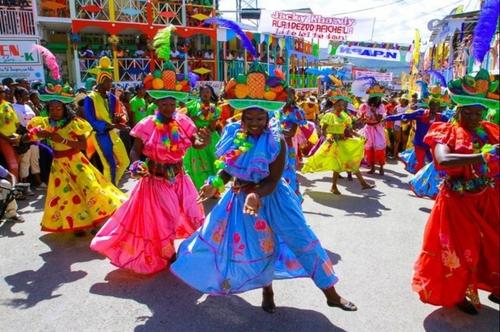 Haïti maintient son carnaval 2021