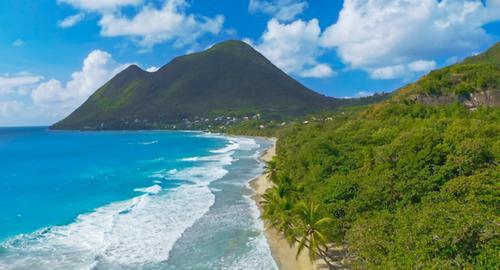 Les français favorisent les Antilles pour passer leurs fêtes de fin...