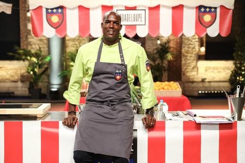 Le chef guadeloupéen Jimmy Bibrac remporte le Grand Concours des...