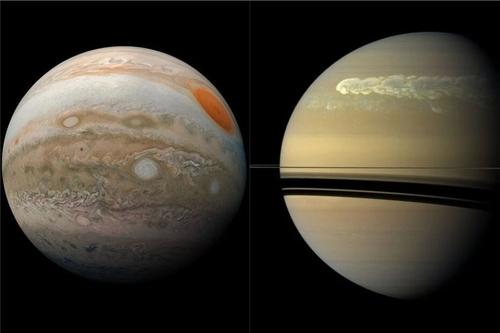 Ne ratez pas ce soir la Grande conjonction entre Jupiter et...