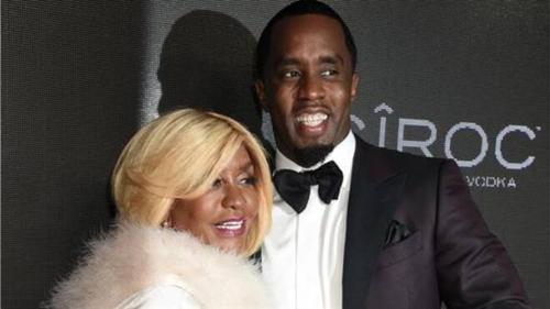 Le rappeur P. Diddy offre à sa mère un chèque de 1 million de...