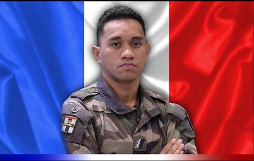 Un tahitien parmi les militaires tués au Mali
