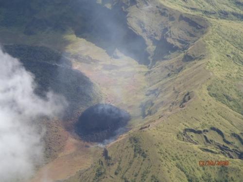 Saint-Vincent : un dôme de magma fait son apparition au volcan de...