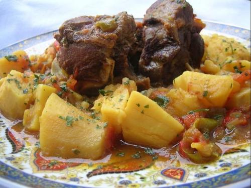 La recette du jour : le ragoût de cabri aux épices