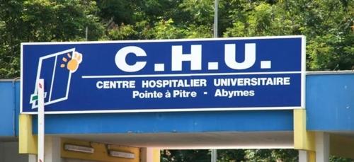 Cluster au service gériatrie du CHU de Pointe à Pitre