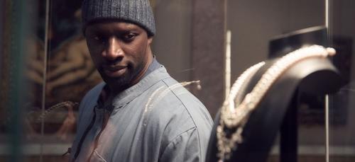 Omar Sy en Arsène Lupin : La série netflix bat un record historique
