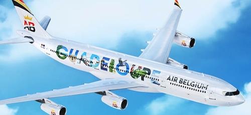 A partir du 30 janvier Air Belgium  suspend ses vols au départ et à...