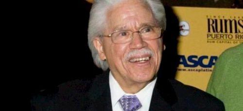 Johnny Pacheco, l'un des pères de la salsa, est décédé.