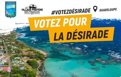 La Désirade en lice pour devenir le village préféré des français 2021