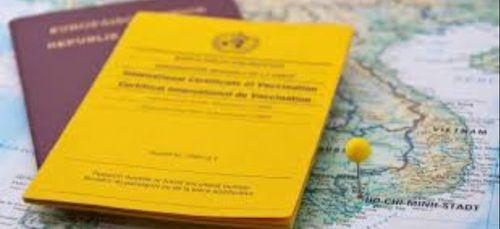 Validation du certificat sanitaire par les 27 États de l'Union...