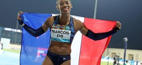 Championnats d'Europe d'athlétisme handisport, Deux médailles d'or...