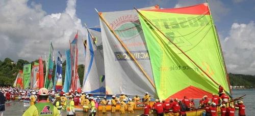Martinique: Le tour des yoles 2021 aura lieu du 26 au 30 juillet.