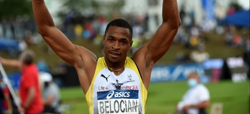 Championnats de France d'athlétisme: 3e titre et record personnel...