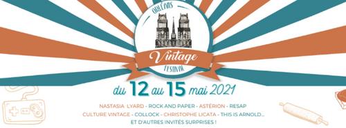 Vibration partenaire de l'Orléans Vintage Festival