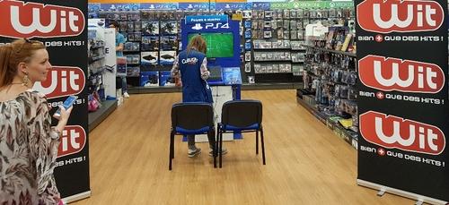 Tournoi FIFA 18 sur PS4 chez Cultura !