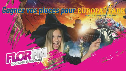 Gagnez vos places pour Europa-Park en mode Halloween