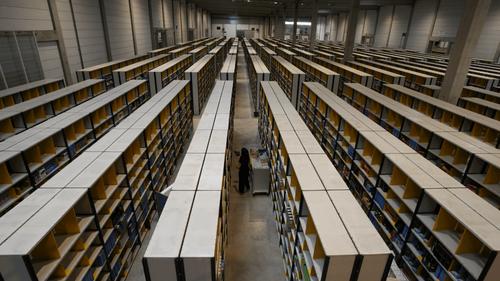 Abandon d'un projet de centre logistique d'Amazon près de Nantes