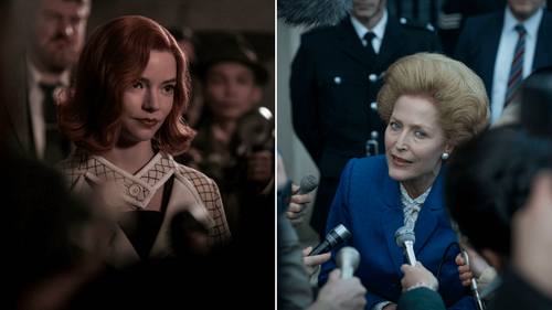 """Emmy Awards : Netflix rafle la mise avec """"The Crown"""" et """"Le Jeu de..."""