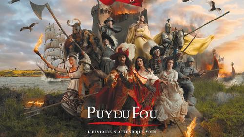 Alouette vous ouvre les portes du Puy du Fou !