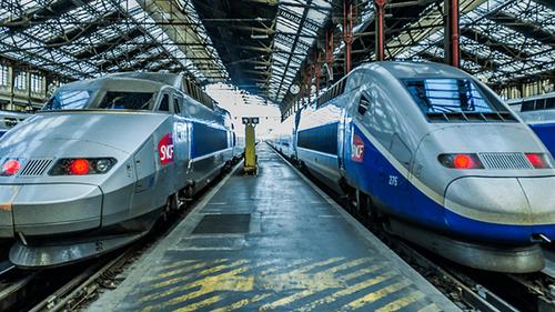 Grève SNCF : 1 TGV Atlantique sur 3 annulé samedi et dimanche, 1...