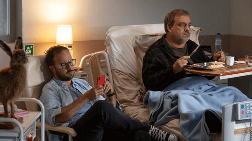 """""""À tes côtés"""" : un téléfilm très personnel avec Jarry sur TF1"""