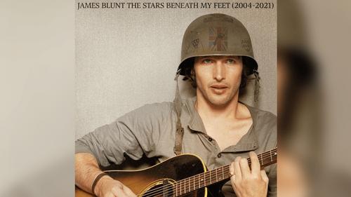 """James Blunt dévoile son nouveau titre """"Love Under Pressure"""""""