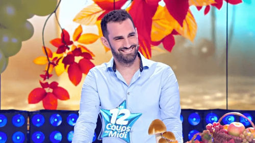 """""""Les 12 coups de midi"""" : Bruno éliminé après 252 participations"""