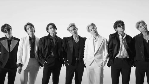 BTS ne veut plus chanter en anglais